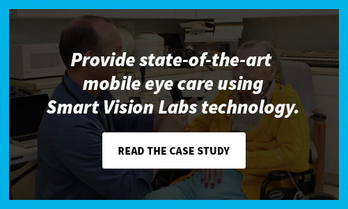 Download our mobile eye care case study and learn how the SVOne can improve your practice - Smart Vision Labs