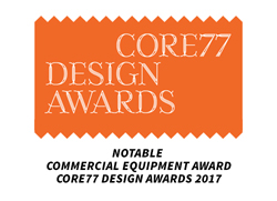 core77 design awards notable commercial equipment award