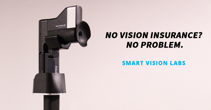 Smart Vision Labs provides a solution that is disrupting the eyecare industry