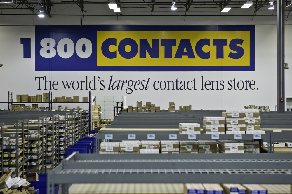 1-800 Contacts are Vision Industry Disruptors