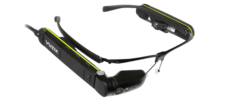 Vuzix M300 makes the List of 5 Best Smart Glasses by Smart Vision Labs