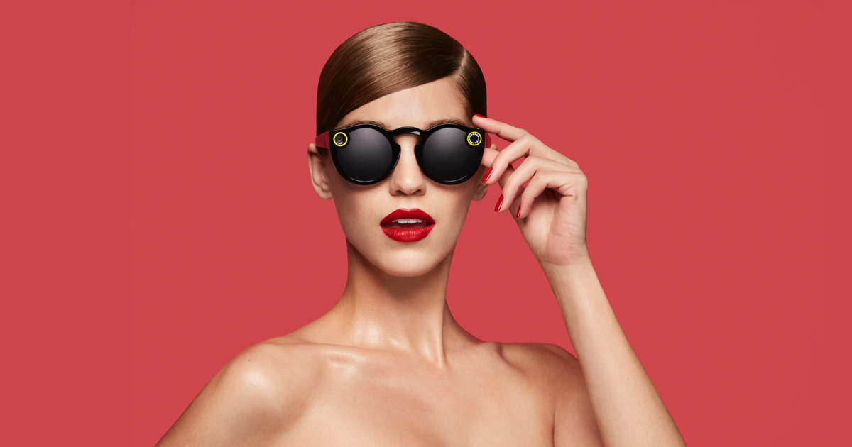 List of 5 Best Smart Glasses - Snap Spectacles by Smart Vision Labs