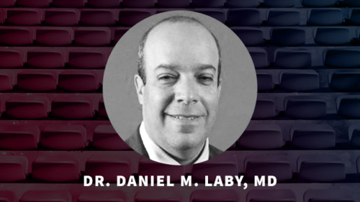 Dr. Daniel Laby. MD
